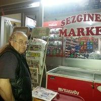 Photo taken at SEZGİNEL MARKET (SEMAR) by Samet Ö. on 3/6/2014