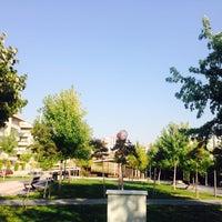 Photo taken at Prof. Dr. Halis Ruhi Ekingen Parkı by Elif S. on 10/7/2016