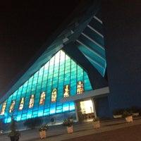 Photo taken at Igreja Nossa Senhora das Graças (Casa do Garoto) by @magoogf . on 10/17/2012