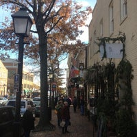 Photo taken at Old Town Alexandria by Kevin D. on 11/23/2012