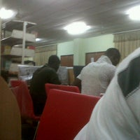 Photo taken at Library Uni. Of Cape Coast by Nii Y. on 11/29/2013