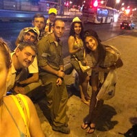 Photo taken at Central Bus  Station Petah Tikva by Валерия Л. on 7/19/2015