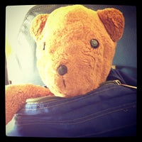Photo taken at First Class US Air by Candace W. on 1/10/2013