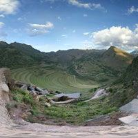 Foto tirada no(a) Parque Arqueologico Intihuatana - Pisac por Ruslan K. em 5/9/2017