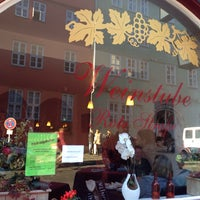 Photo taken at Weinstube Rote Strasse by Axel M. on 9/29/2013