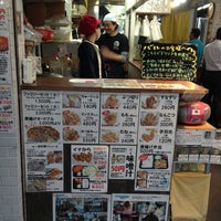 Photo taken at 大分から揚げ専門店 とりあん 戸越銀座店 by Jeffrey B. on 5/26/2014