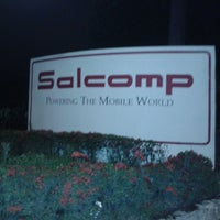 Photo taken at Salcomp Industrial by Hadley M. on 4/18/2014