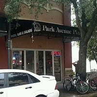 Photo taken at Park Avenue Pizza by Christopher P. on 5/15/2014
