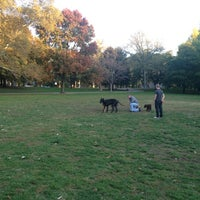 Photo taken at West Park Dog Park by Kesha P. on 10/22/2012