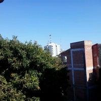 Photo taken at Barrio Bernardino Caballero by Elizabeth J. on 10/8/2013