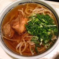 Photo taken at 麺バー UDON by Yoichi on 11/16/2014