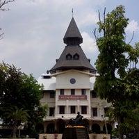 Photo taken at Thammasat University by Panchit S. on 4/20/2013