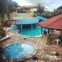Photo taken at Hotel Vilage Inn by Vitor S. on 11/15/2013