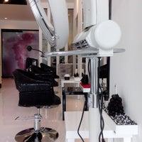 Photo taken at Hyper Hair & Beauty Salon by Daragh C. on 9/24/2013