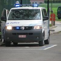 Photo taken at Politiezone/Zone de police WOKRA by Politiezone/Zone de police WOKRA on 9/19/2013