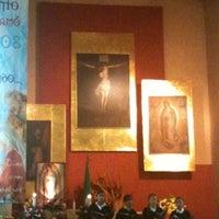 Photo taken at Parroquia de Santo Domingo de Guzmán by Ileanna C. on 12/12/2012
