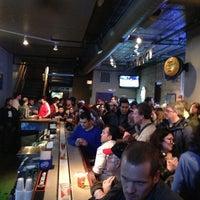 Photo taken at Madhatter Bar by John on 3/8/2013