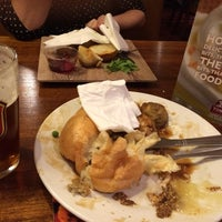Photo taken at Toby Carvery by Paul O. on 5/1/2014