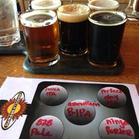 Photo taken at Asheville Brewing Company by Vladimir on 6/3/2013