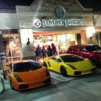 Photo taken at Jimmy John's by Jared G. on 3/19/2013
