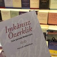 Photo taken at İletişim Yayınları by Nil Meltem N. on 10/5/2016