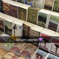 Photo taken at İletişim Yayınları by Nil Meltem N. on 2/23/2016