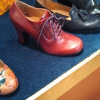 Photo taken at John Fluevog Shoes by elizabeth c. on 4/20/2013