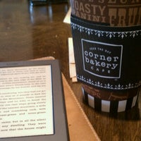 Photo taken at Corner Bakery Cafe by elizabeth c. on 12/21/2012