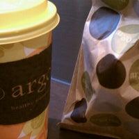 Photo taken at Argo Tea by elizabeth c. on 2/22/2013