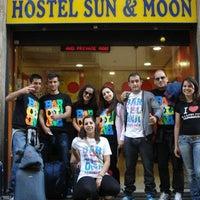Foto tomada en Sun Moon Hostel por Sun Moon Hostel el 9/20/2013