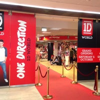 Photo taken at 1D World by Oona R. on 10/5/2013
