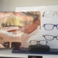 Photo taken at Optical Store by Skander T. on 1/31/2014