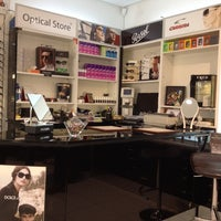Photo taken at Optical Store by Skander T. on 6/26/2014