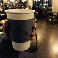 Photo taken at enoch coffee by HJ H. on 2/22/2015