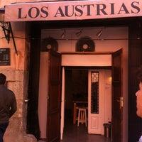 Photo taken at La Taberna de Los Austrias by Sergi L. on 10/18/2013