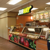 Photo taken at SUBWAY by Paul S. on 3/31/2016