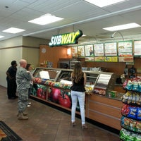 Photo taken at SUBWAY by Paul S. on 6/6/2014