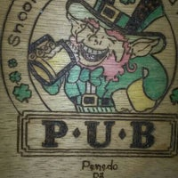 Photo taken at Pub Penedo by André Luiz C. on 4/27/2014
