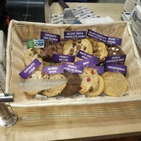 Photo taken at Insomnia Cookies by Helen M. on 6/8/2016