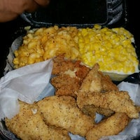 Photo taken at Bed-Stuy Fish Fry by Helen M. on 7/24/2015