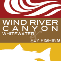Photo taken at Wind River Canyon Whitewater and Flyfishing by Wind River Canyon Whitewater and Flyfishing on 9/19/2013