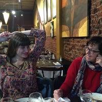 Photo taken at Vittorio Restaurant by Gonzalo V. on 9/21/2013