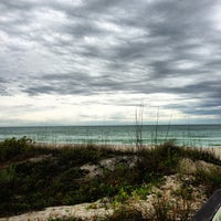 Photo taken at Pass-a-Grille Beach by Blake W. on 4/4/2013