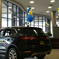 Photo taken at Future Ford Lincoln of Roseville by Cody F. on 8/2/2015