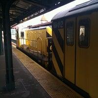 Photo taken at MTA Subway - Burnside Ave (4) by Kurt W. on 12/26/2012