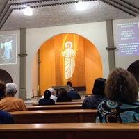 Photo taken at Igreja São Sebastião by FERNANDO S. on 11/2/2013