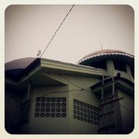 Photo taken at Masjid darul mu'minin by Faqih A. on 11/3/2013