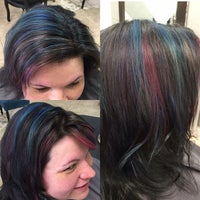 Photo taken at Southern Glam Salon and Boutique by Southern G. on 2/23/2016