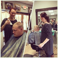 Photo taken at Southern Glam Salon and Boutique by Southern G. on 2/17/2016