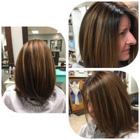 Photo taken at Southern Glam Salon and Boutique by Southern G. on 2/27/2016